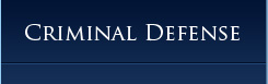 New York Criminal Defense Practice Areas